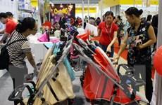 Triển lãm bán lẻ và nhượng quyền quy tụ gần 270 doanh nghiệp