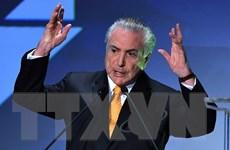Brazil tiếp tục mở rộng điều tra nghi án Tổng thống Temer tham nhũng