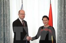 Báo chí Séc đánh giá về triển vọng hợp tác giữa Việt Nam và Séc