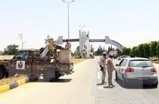 Ai Cập hối thúc các bên tại Libya đạt thỏa thuận hòa bình