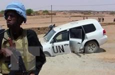 Ba binh sỹ gìn giữ hòa bình thiệt mạng trong vụ tấn công tại Mali