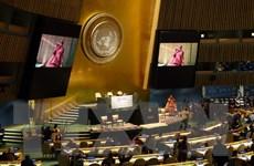 Việt Nam tham dự và phát biểu tại Hội nghị Đại dương ở New York