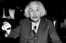 Đấu giá những bức thư của thiên tài vật lý Albert Einstein