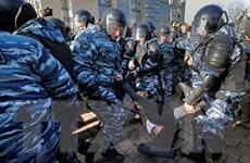 Nga không quan tâm lời kêu gọi thả người biểu tình của Mỹ