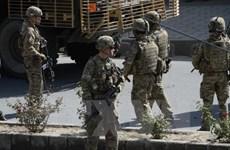 Quân đội Mỹ mở rộng sự hiện diện tại vùng sa mạc Syria