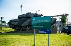 Nhiều lính Anh bị thương trong cuộc huấn luyện liên quan tới xe tăng