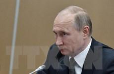 Tổng thống Nga Putin tuyên bố cắt giảm ngân sách quốc phòng