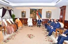 Ai Cập và UAE thảo luận về cuộc chiến chống khủng bố