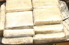 Cảnh sát Argentina thu giữ 2 tấn cocaine trị giá 60 triệu USD