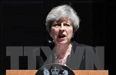 Thủ tướng Theresa May trình bày các dự luật đưa Anh ra khỏi EU