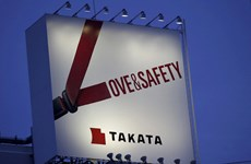 Tập đoàn phụ tùng ôtô Takata đệ đơn xin bảo hộ phá sản