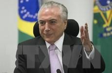 Sẽ sớm có quyết định về cáo buộc tham nhũng với Tổng thống Brazil