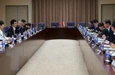 Trung Quốc, Nhật Bản đàm phán thương mại cấp thứ trưởng lần thứ 18
