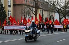 Người Việt ở châu Âu kiến nghị đưa vấn đề Biển Đông vào Hội nghị G20