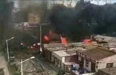 Nổ đường ống dẫn khí gas tại Trung Quốc, hơn 90 người thương vong
