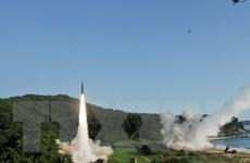 Quân đội Hàn Quốc tập trận phô trương sức mạnh với Triều Tiên