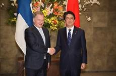 Nhật Bản và Phần Lan hợp tác trong quan hệ ngoại giao với Nga