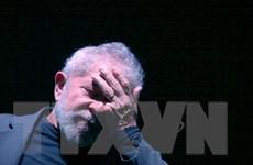 Cựu Tổng thống Brazil Lula bị tuyên án hơn 9 năm tù giam