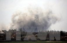 Lực lượng được Mỹ ủng hộ vấp phải sự kháng cự dữ dội của IS ở Raqqa
