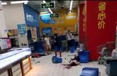 Tấn công bằng dao ở Trung Quốc, hơn 10 người thương vong