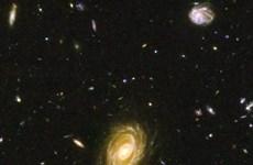Phát hiện giải ngân hà cách Trái Đất khoảng 10.000 triệu năm ánh sáng