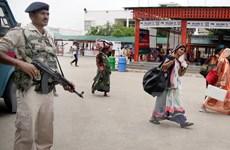 Pakistan: Ấn Độ nổ súng qua biên giới khiến 4 binh sỹ thiệt mạng