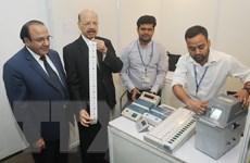 Cuộc bỏ phiếu bầu cử Tổng thống Ấn Độ chính thức bắt đầu