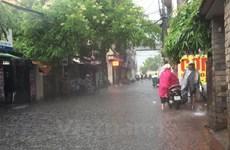 Bắc Bộ và Bắc Trung Bộ tiếp tục có mưa trên diện rộng