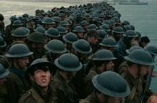 Dunkirk thu về tới 50 triệu USD trong tuần đầu ra mắt ở Bắc Mỹ