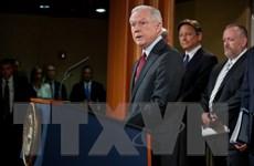 Tổng thống Trump đang muốn sa thải Bộ trưởng Tư pháp Jeff Sessions