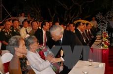 Cầu Truyền hình 70 năm Ngày Thương binh-Liệt sỹ: Dáng đứng Việt Nam
