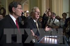 Thượng viện Mỹ bác bỏ đề xuất thay thế Obamacare trong 2 năm