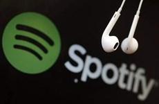Số người dùng trả phí của Spotify gấp đôi của Apple Music
