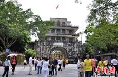 Trung Quốc lập phòng cấp thị thực tại cửa khẩu Hữu Nghị Quan