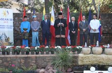 Kỷ niệm 50 năm Ngày thành lập ASEAN tại Cộng hòa Nam Phi