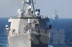 Mỹ điều tàu chiến vào Biển Đông, thách thức Trung Quốc