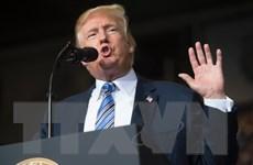 """Ông Trump """"cảm ơn"""" ông Putin về việc trục xuất nhân viên ngoại giao"""