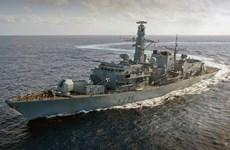 Hải quân Anh thu giữ lượng ma túy trị giá hơn 500 triệu USD