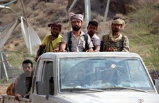 Rạn nứt trong liên minh nổi dậy làm phức tạp cuộc nội chiến ở Yemen