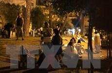 Vẫn còn người mất tích sau trận động đất trên đảo Ischia của Italy