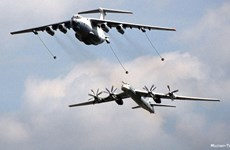 Nga điều máy bay chiến lược hạt nhân tới gần Hàn Quốc, Nhật Bản