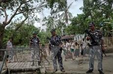 Myanmar: Phiến quân tấn công 24 đồn cảnh sát, ít nhất 12 người chết