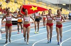 Kỳ tích của điền kinh Việt Nam và chuyện đôi chân trần ở SEA Games