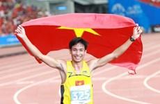 Việt Nam liên tiếp gặt hái huy chương vàng từ điền kinh và Taekwondo