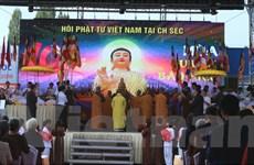 Kỷ niệm 10 năm thành lập Hội phật tử Việt Nam tại Cộng hòa Séc