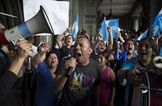 Guatemala đối mặt với cuộc khủng hoảng chính trị mới
