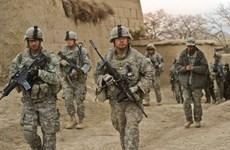 Mỹ không minh bạch về số lượng binh sĩ có mặt ở Afghanistan