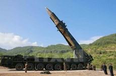 """Chuyên gia: Vụ thử tên lửa Triều Tiên """"tính toán thời điểm chính xác"""""""