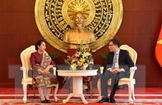 Đại sứ Lào tại Trung Quốc chúc mừng 72 năm Quốc khánh Việt Nam
