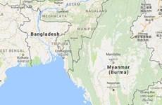 Myanmar bị cáo buộc rải mìn ở gần biên giới Bangladesh